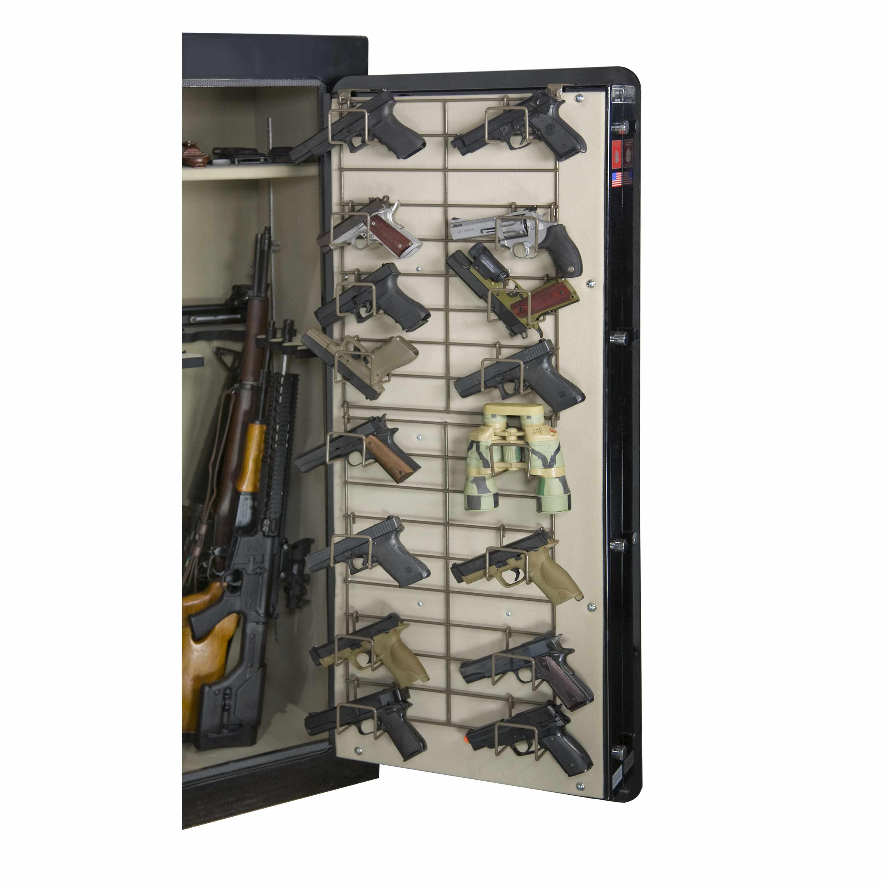 RackEm 3 Shelf Pistol Rack