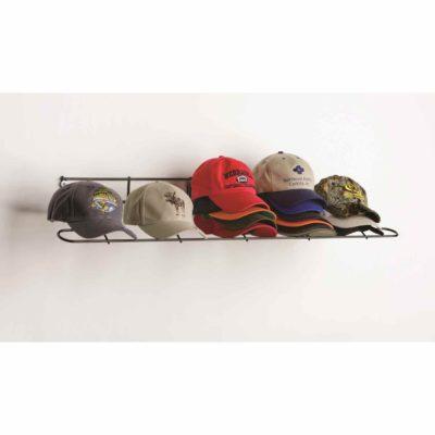 Holds 1 Hat Rackems Magnetic Mount Hard Hat Rack